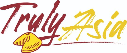 Truly Asia Logo Vietnam China Thai Restaurant